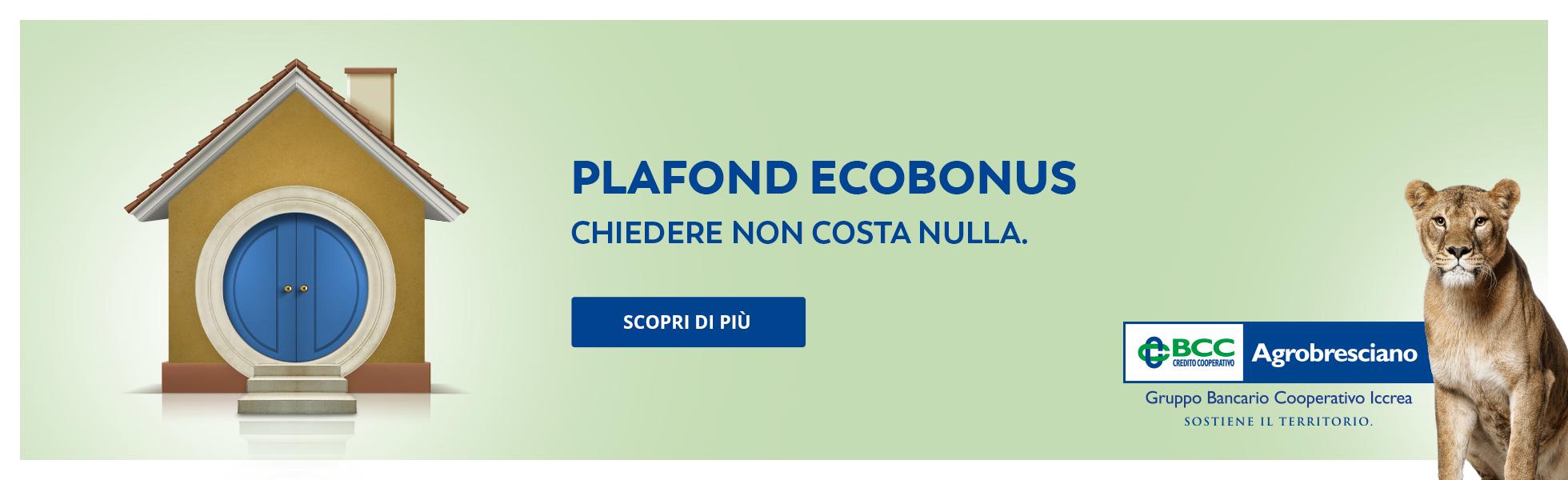 Banner Responsive Plafond Ecobonus