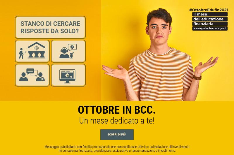 Ottobre in BCC - Previdenza